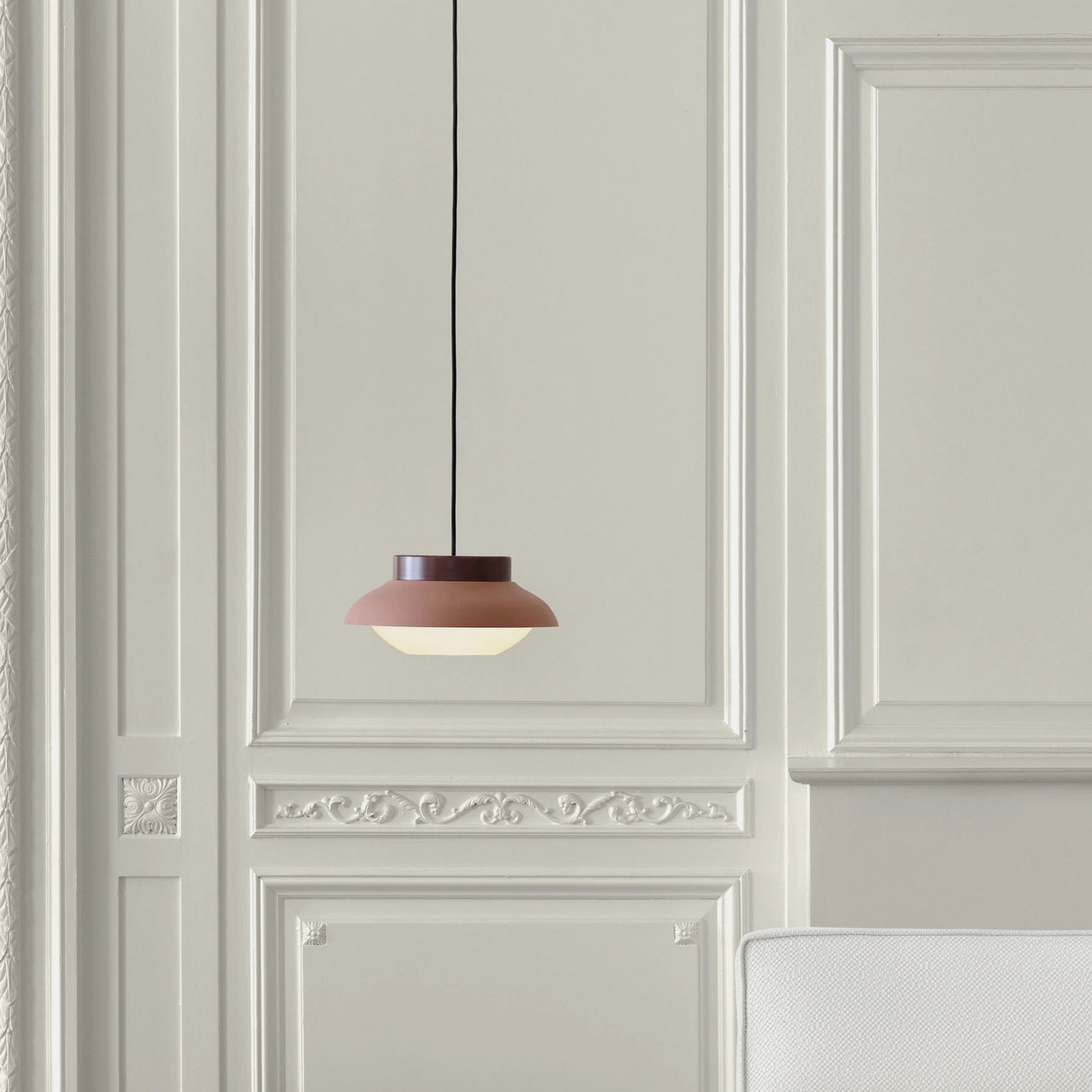 Collar Pendant Light