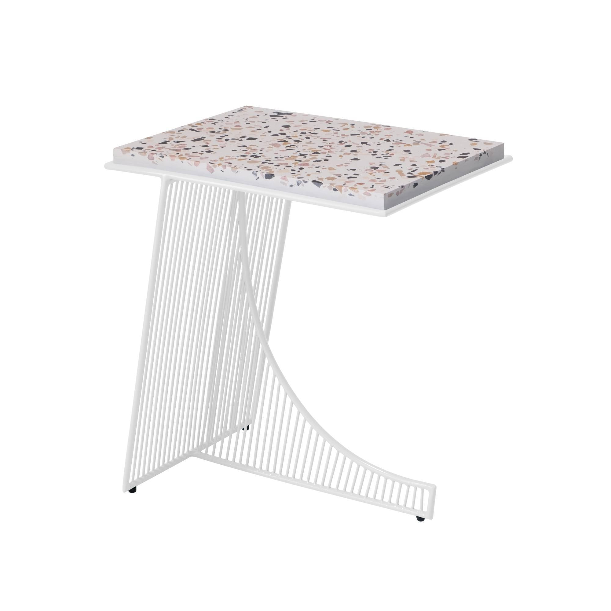 Eclipse Table: White