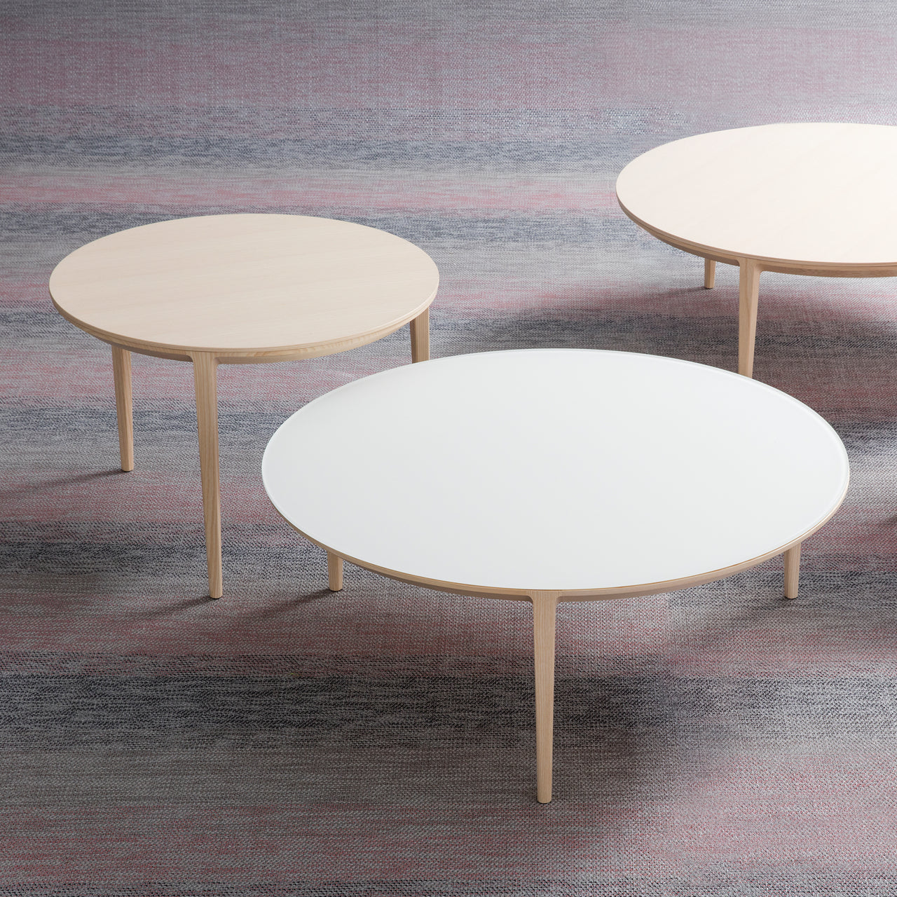 Etoile Side + Coffee Table