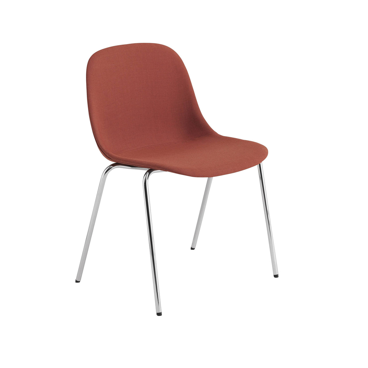 Fiber Side Chair A-Base: Upholstered