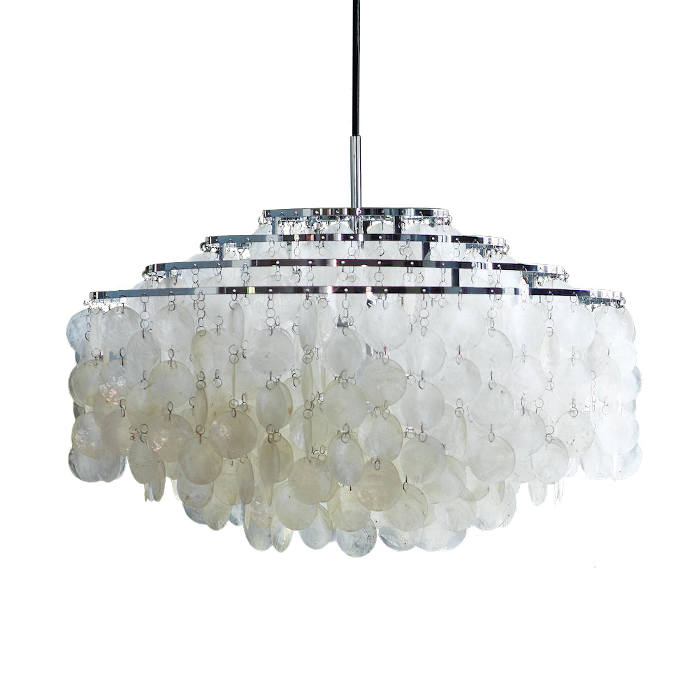 Fun10DM Pendant Light - Chrome