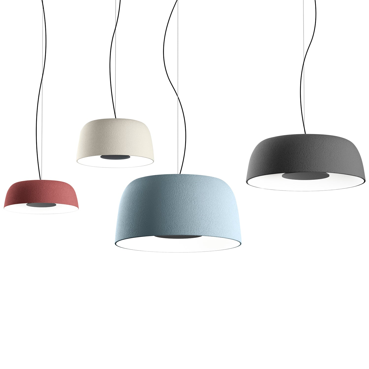 Djembé Pendant Light