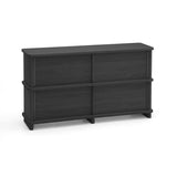 Prop Sideboard: Large + Black Oak