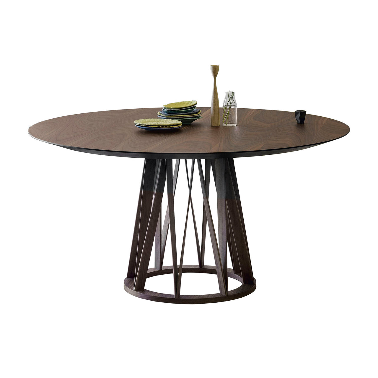 Acco Round Dining Table