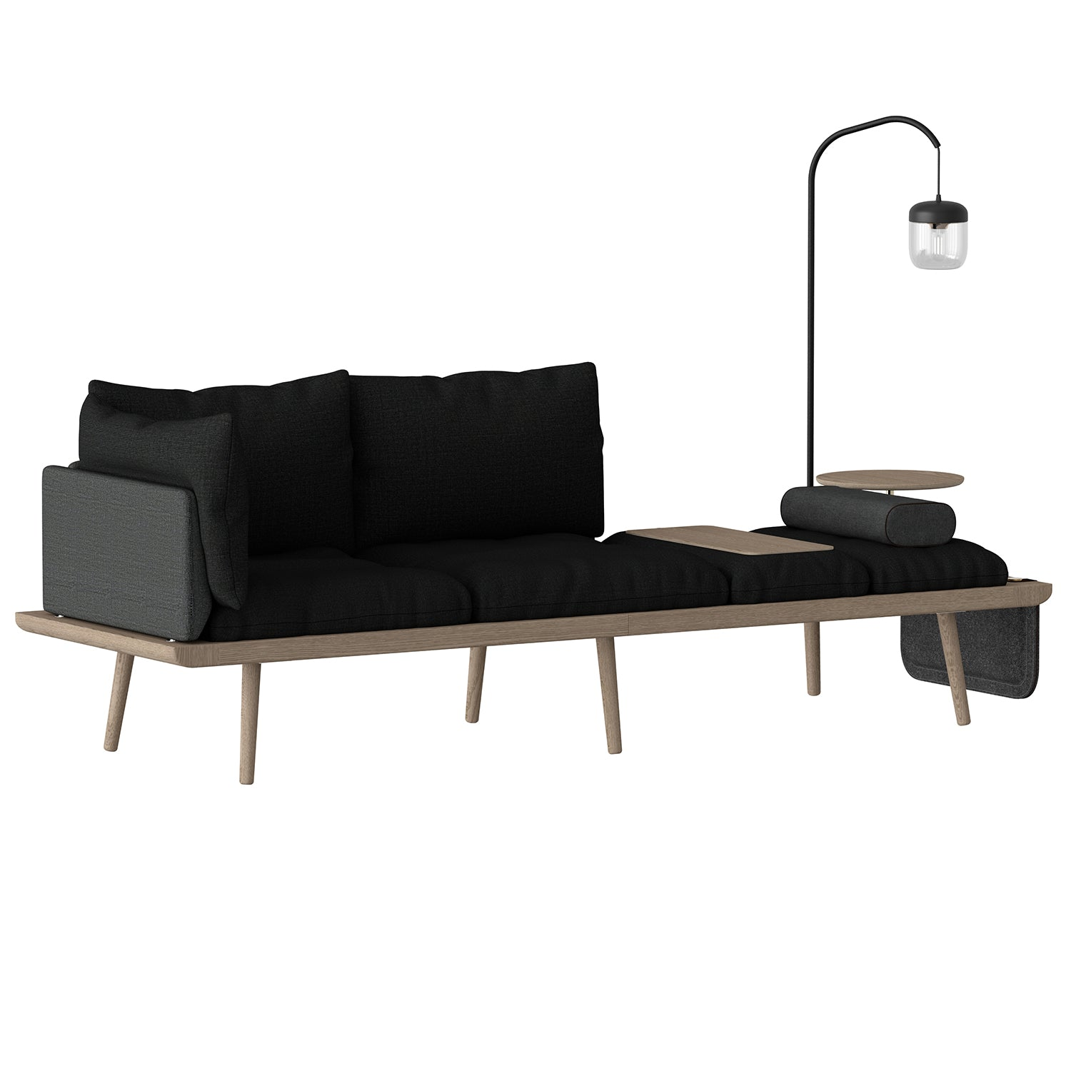 Lounge Around 3 Seater Accessories
