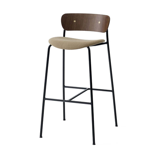 Pavilion Bar + Counter Stool Upholstered: AV8 + AV10
