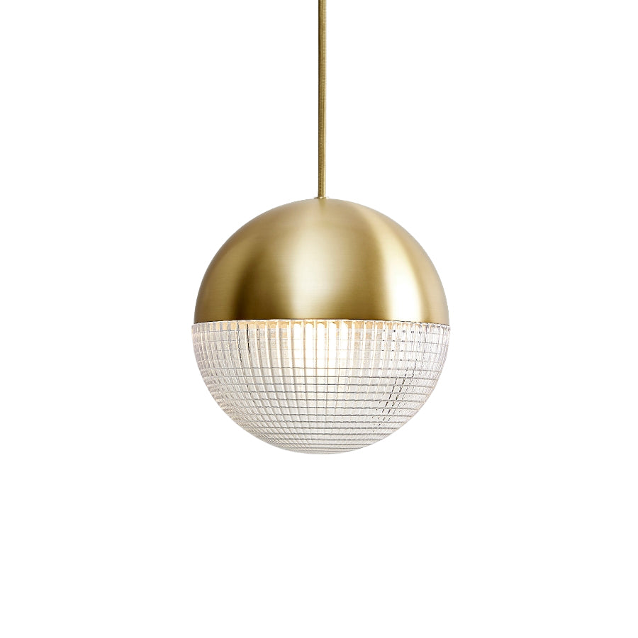 Little Lens Flair Pendant Light