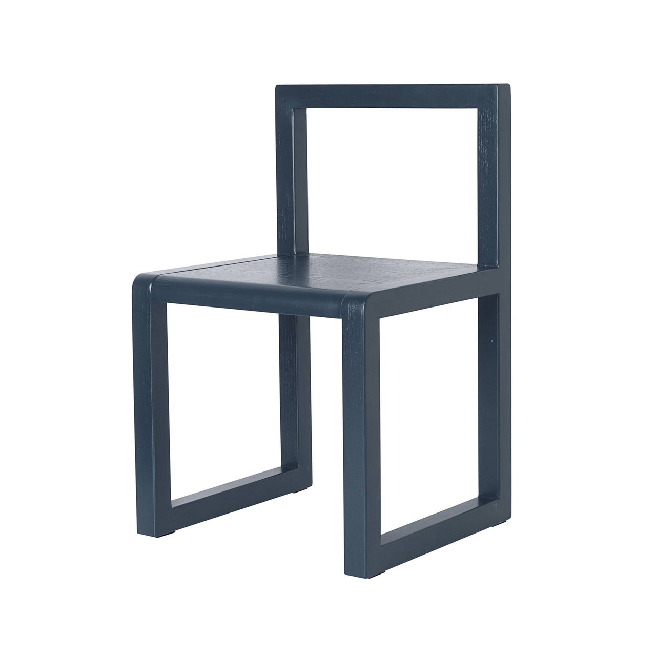 Little Architect Chair: Dark Blue