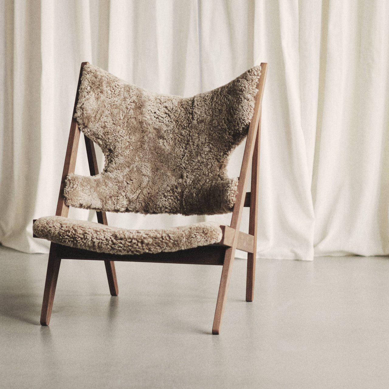 Knitting Lounge Chair