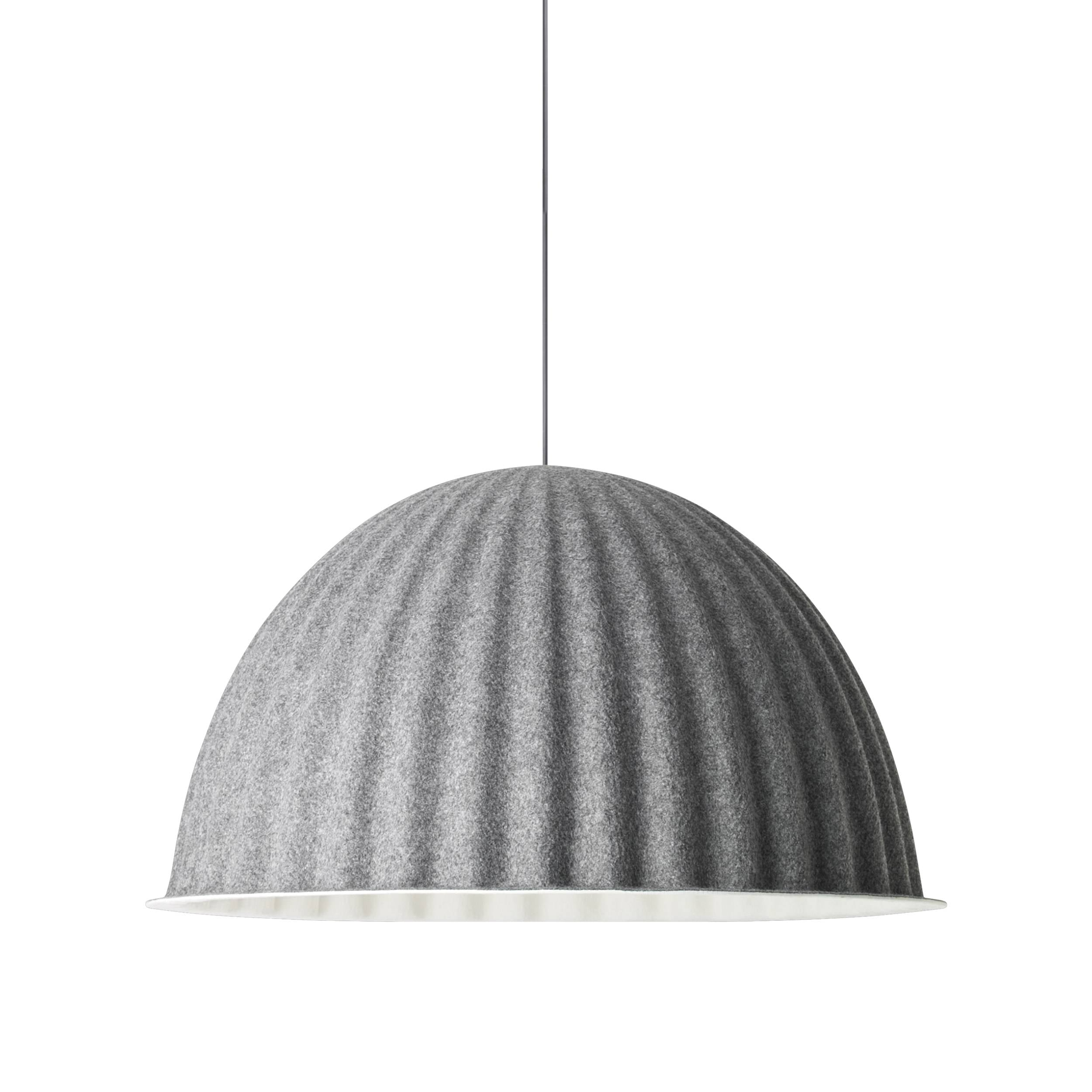 Under the Bell Light: Large - Grey