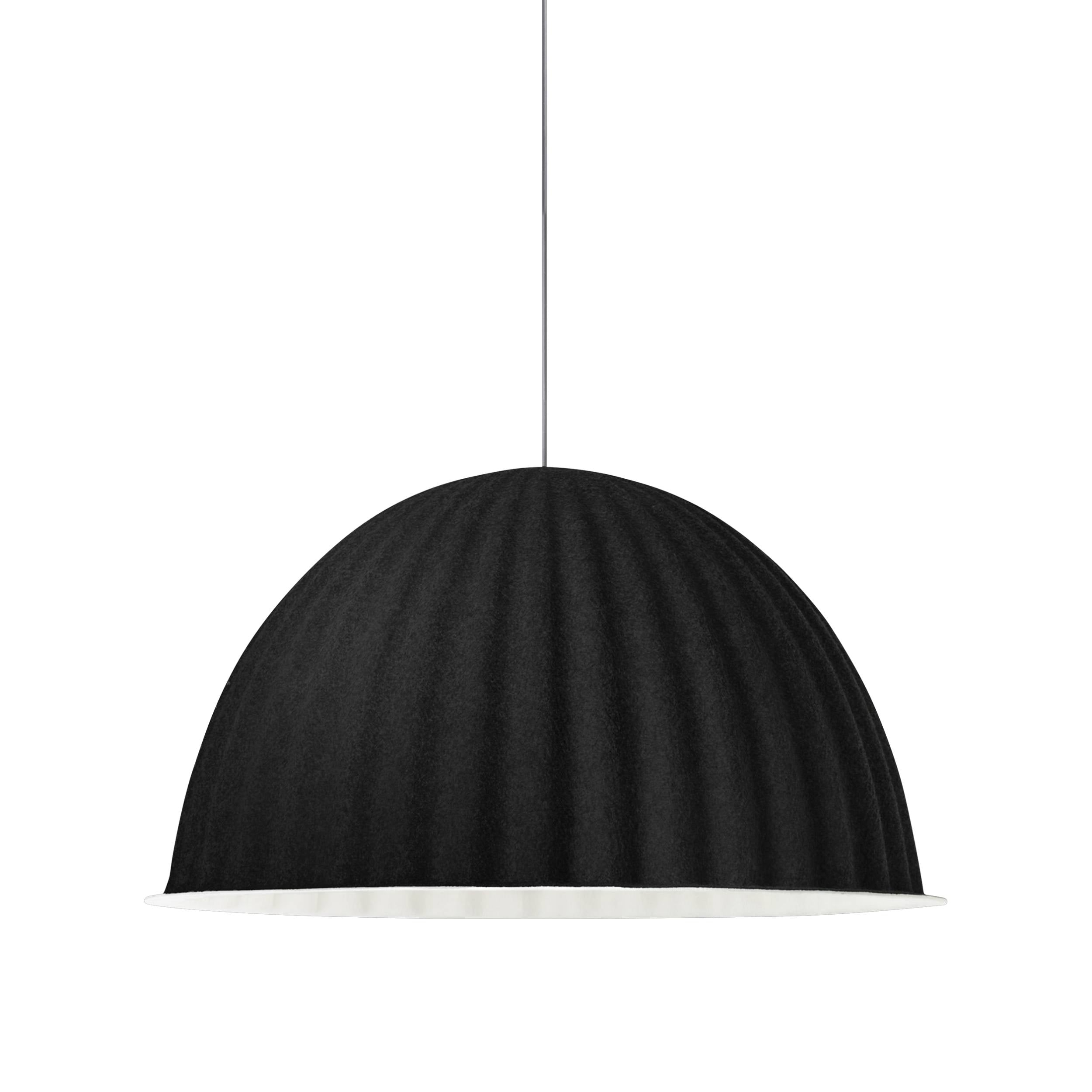 Under the Bell Light: Large - Black
