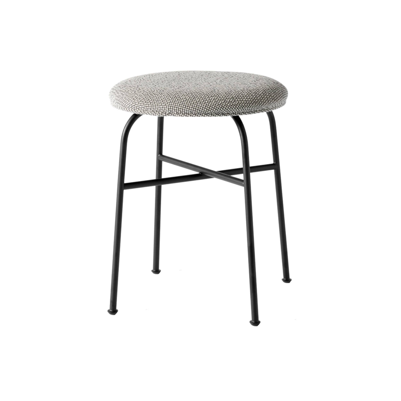 Afteroom Stool: Upholstered