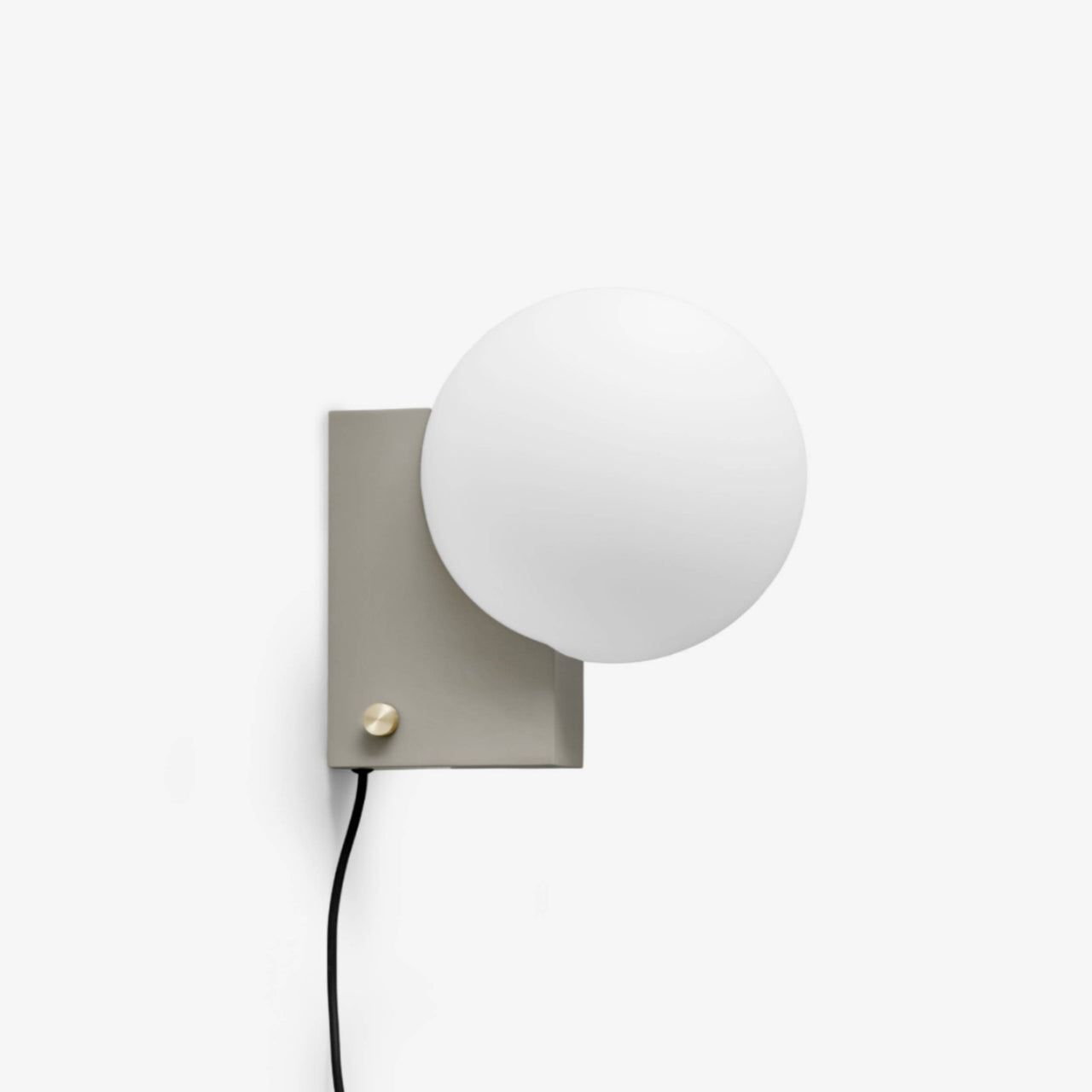 Vale Pendant Light: Anthracite + One