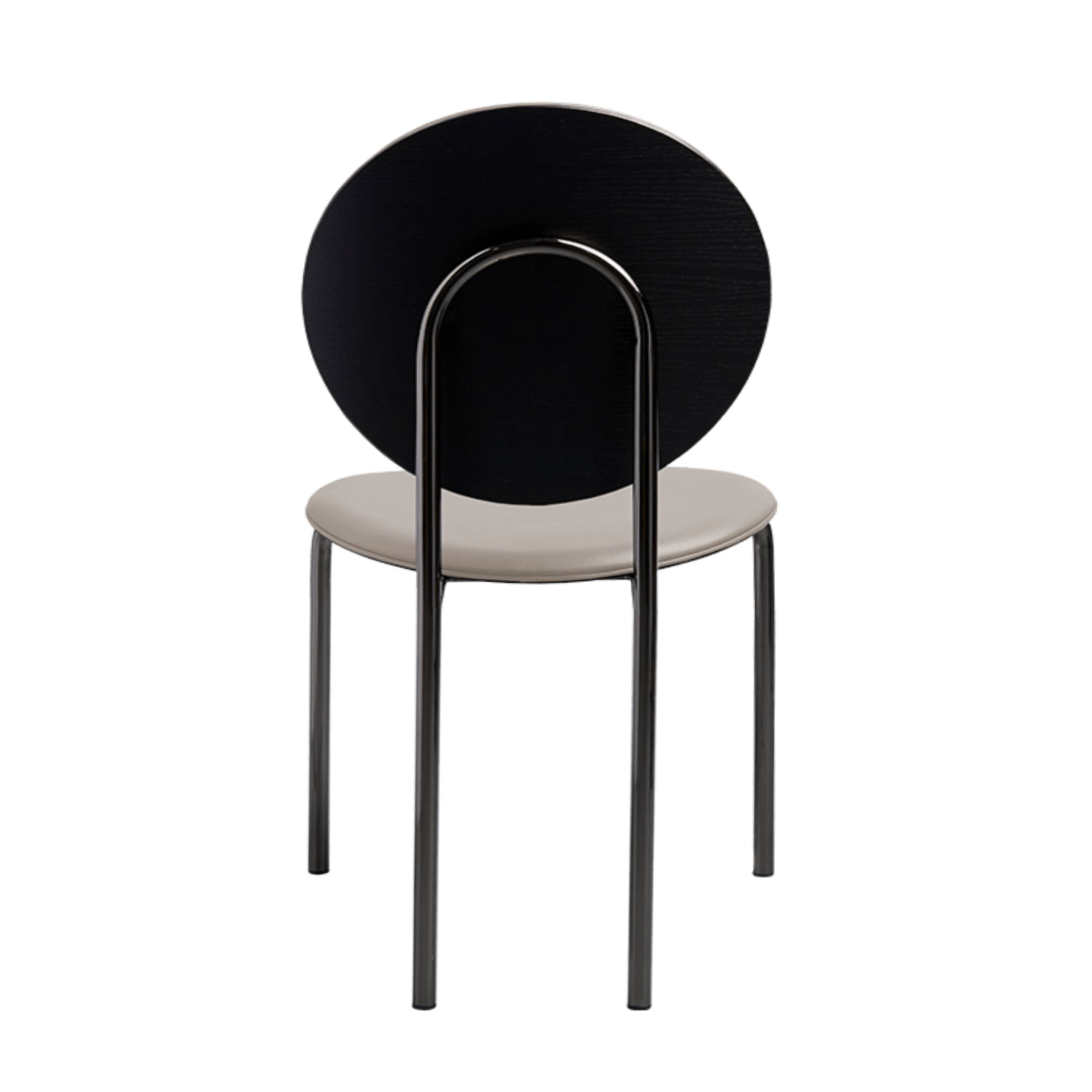 Michelle Chair: Upholstered