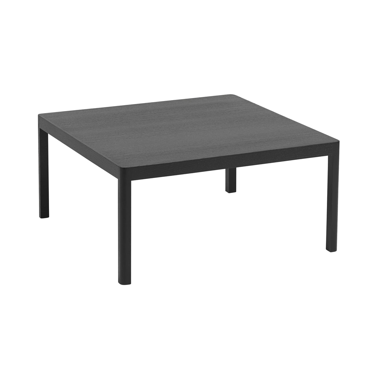 Workshop Coffee Table Square: Black