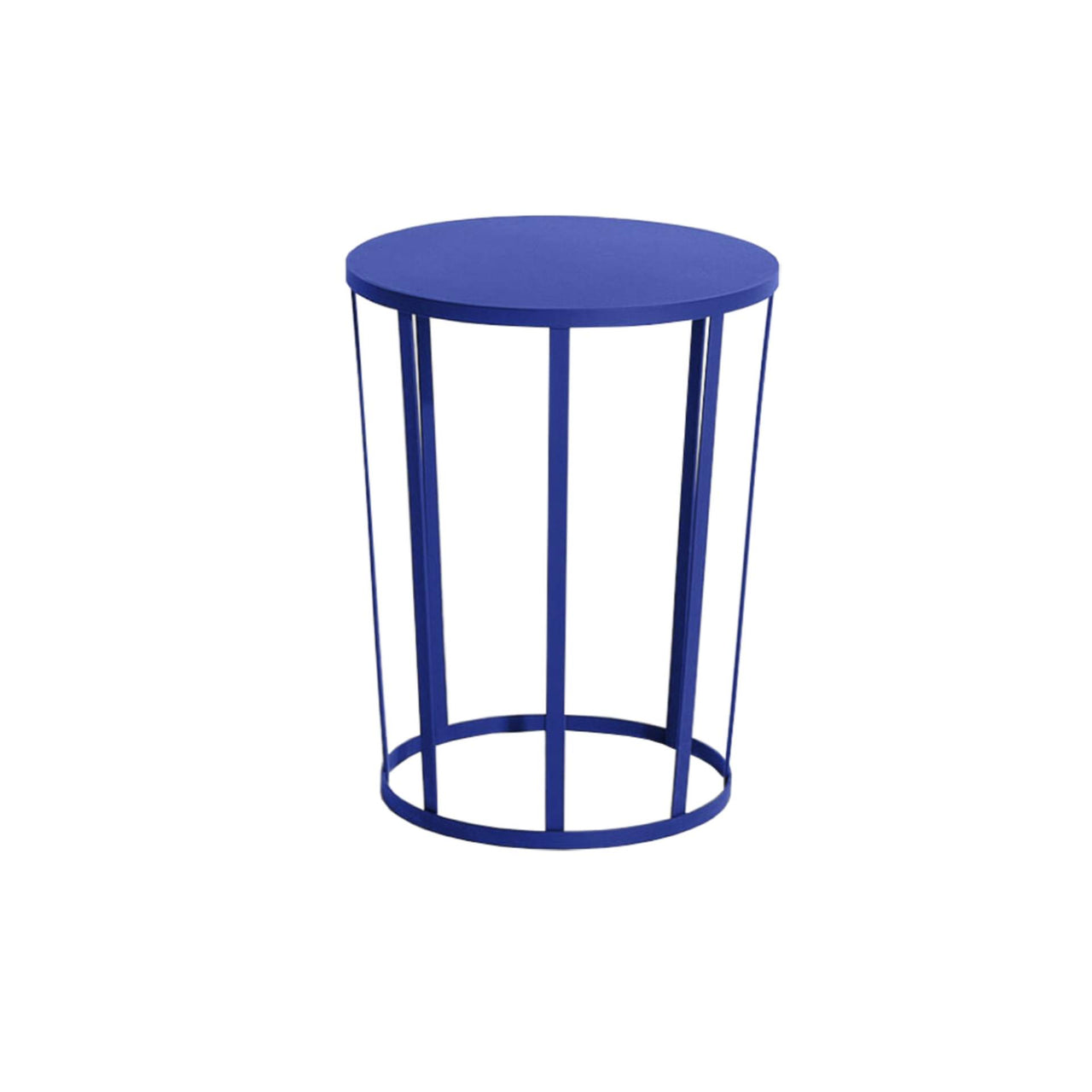 Hollo Side Table/Stool: Blue