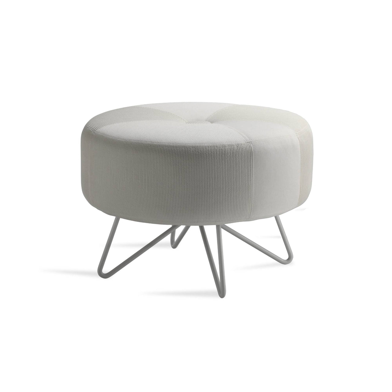 Button Pouf: Small