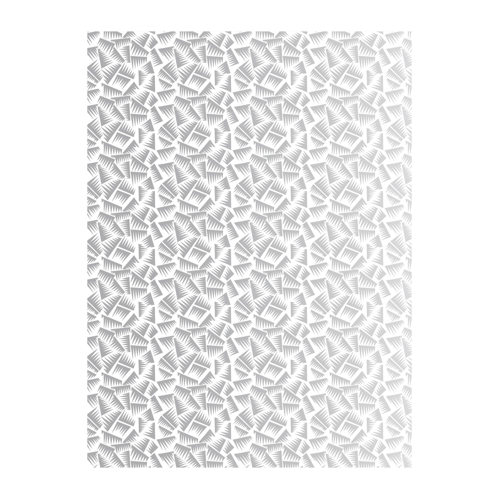 JER Wallpaper: White + Silver