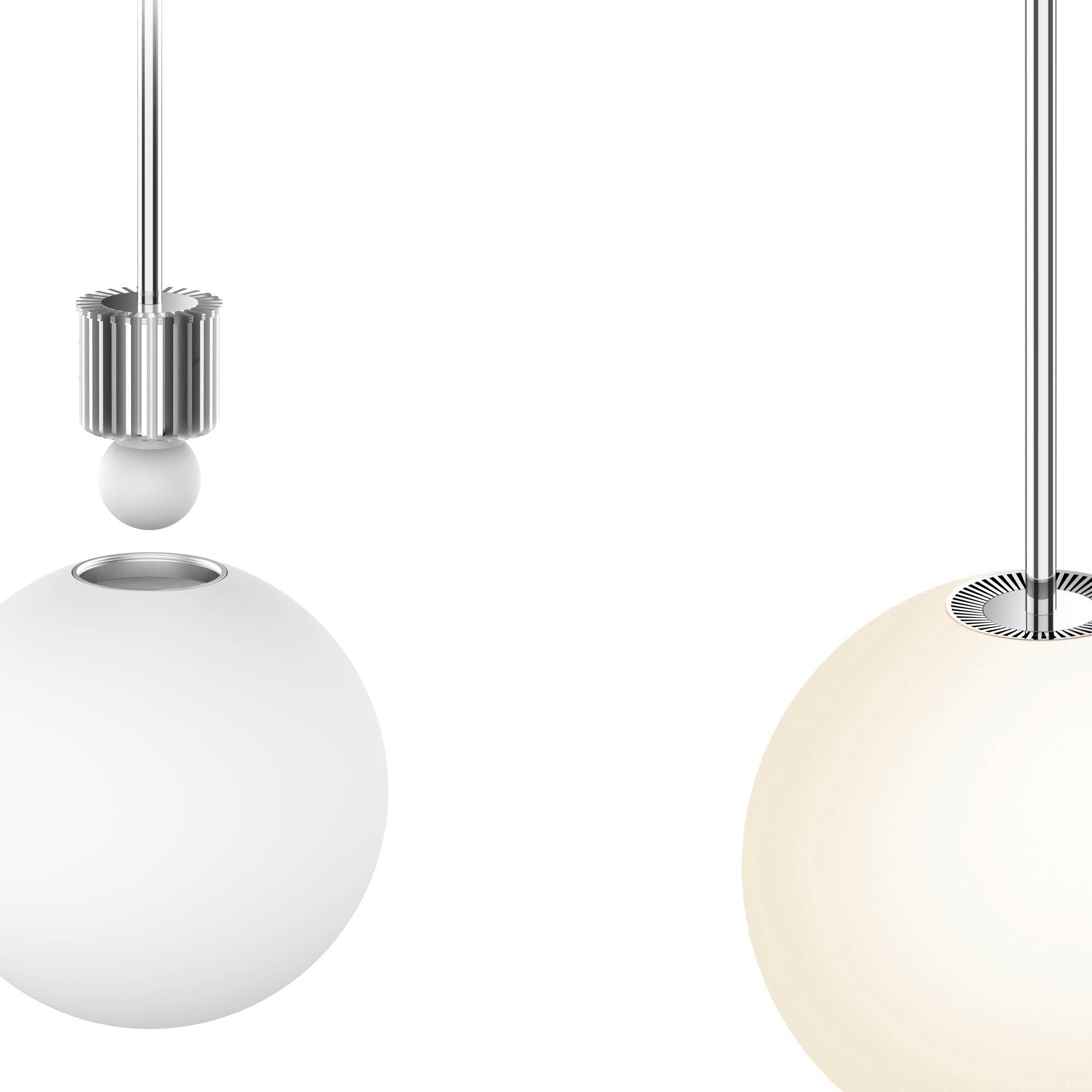 Bola Sphere Pendant Light