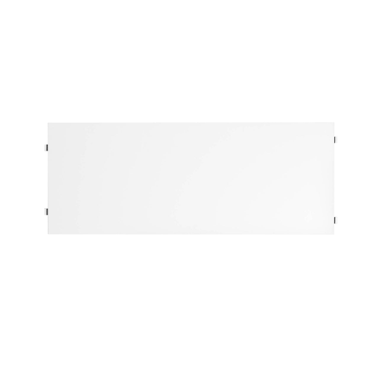 String System: Shelves (3-Pack) + 58 x 20 cm + White
