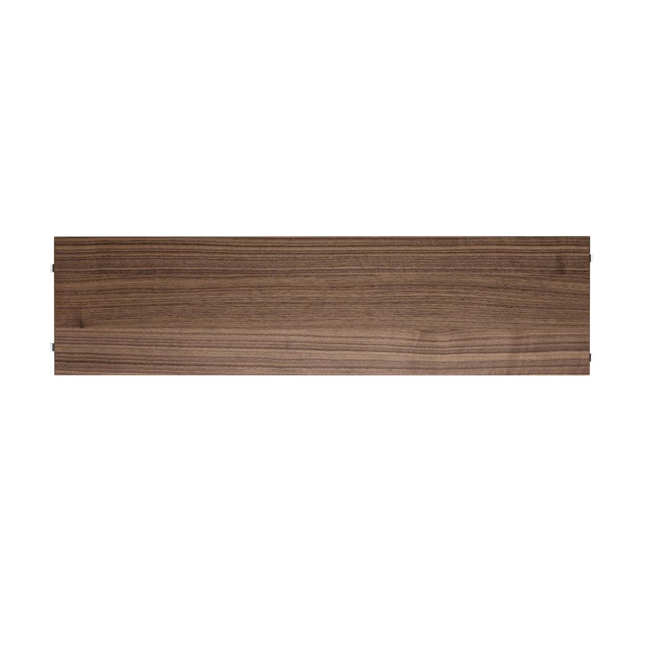 String System: Shelves (3-Pack) + 78 x 20 cm + Walnut