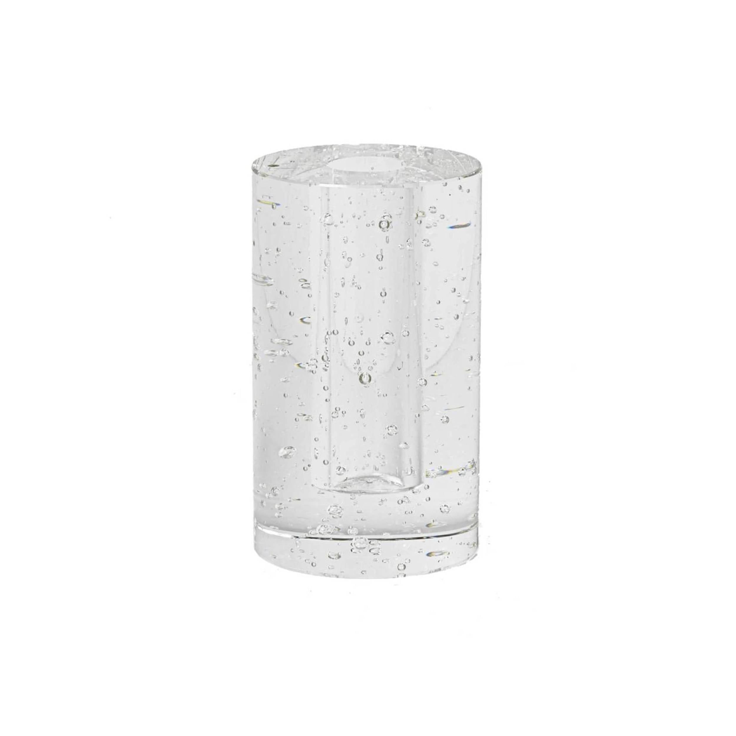 Bubble Glass Objects: Cylinder