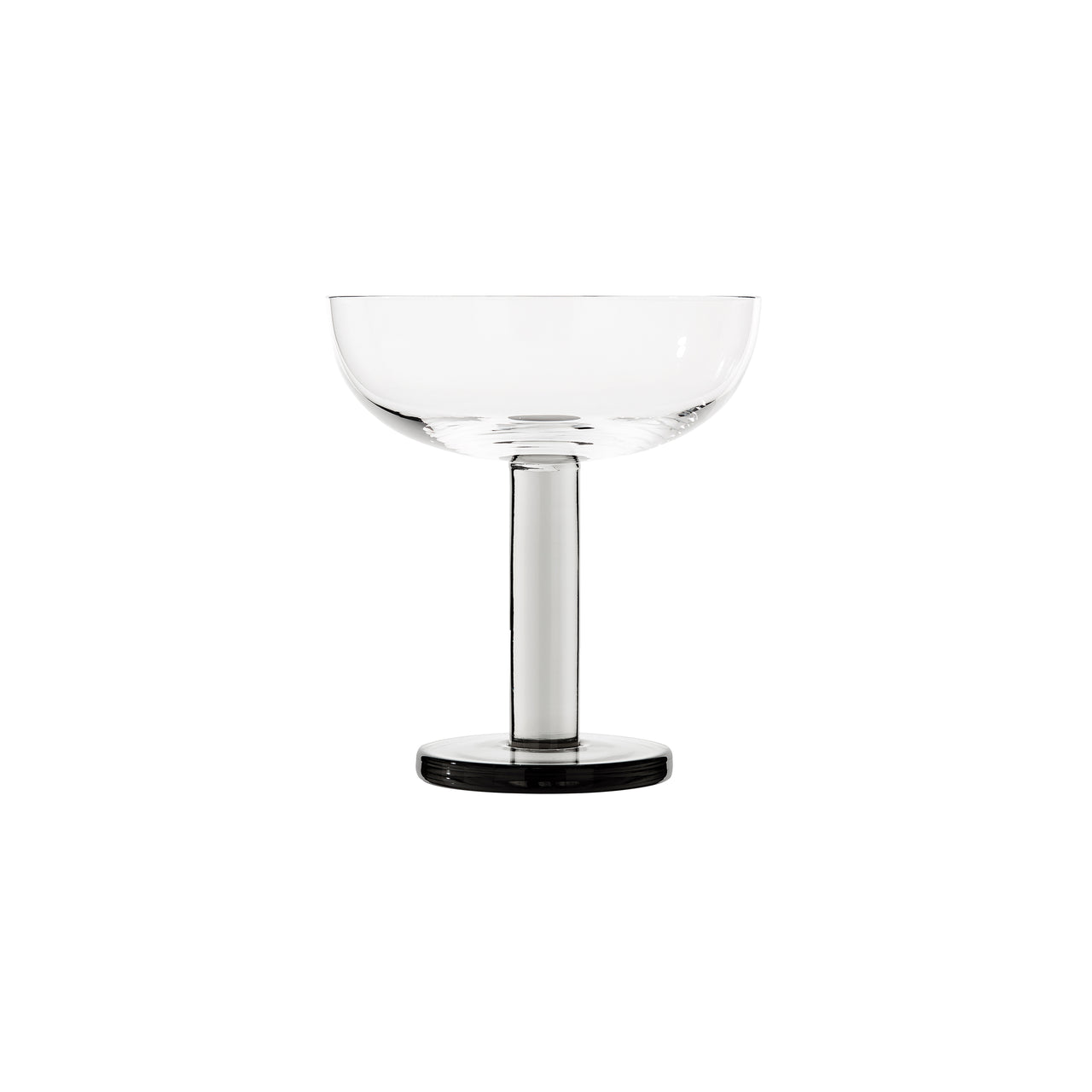 Puck Coupe Glasses: Set of 2