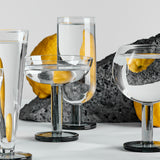 Puck Highball Glasses: Set of 2