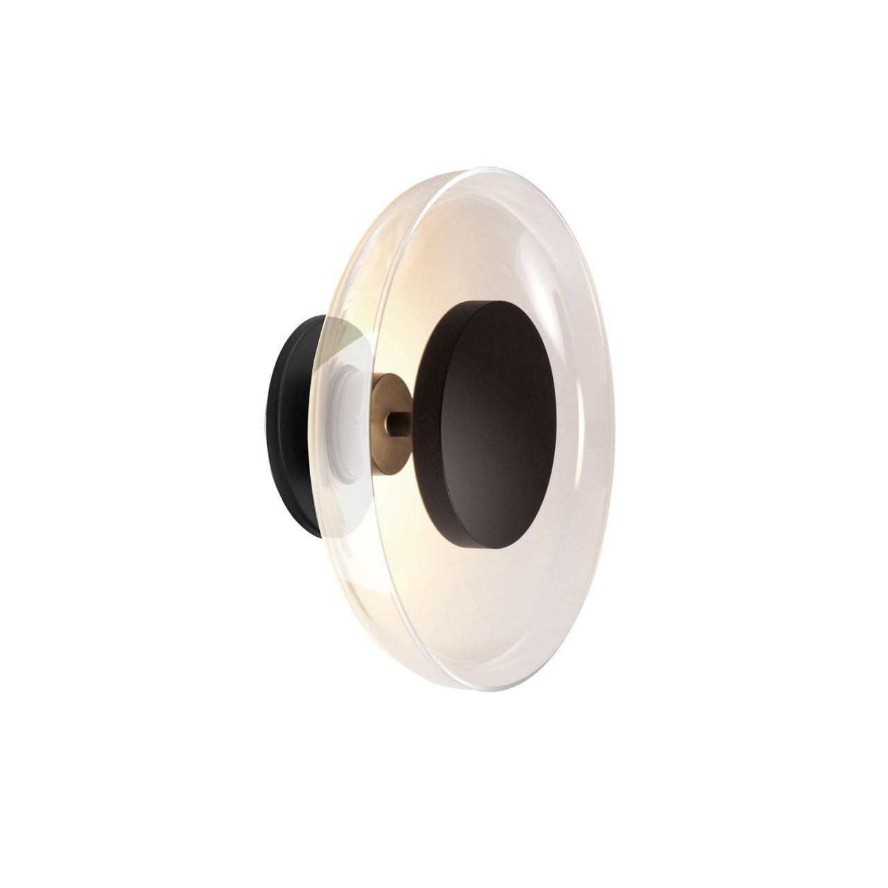 Aura Plus Wall Light: Translucent