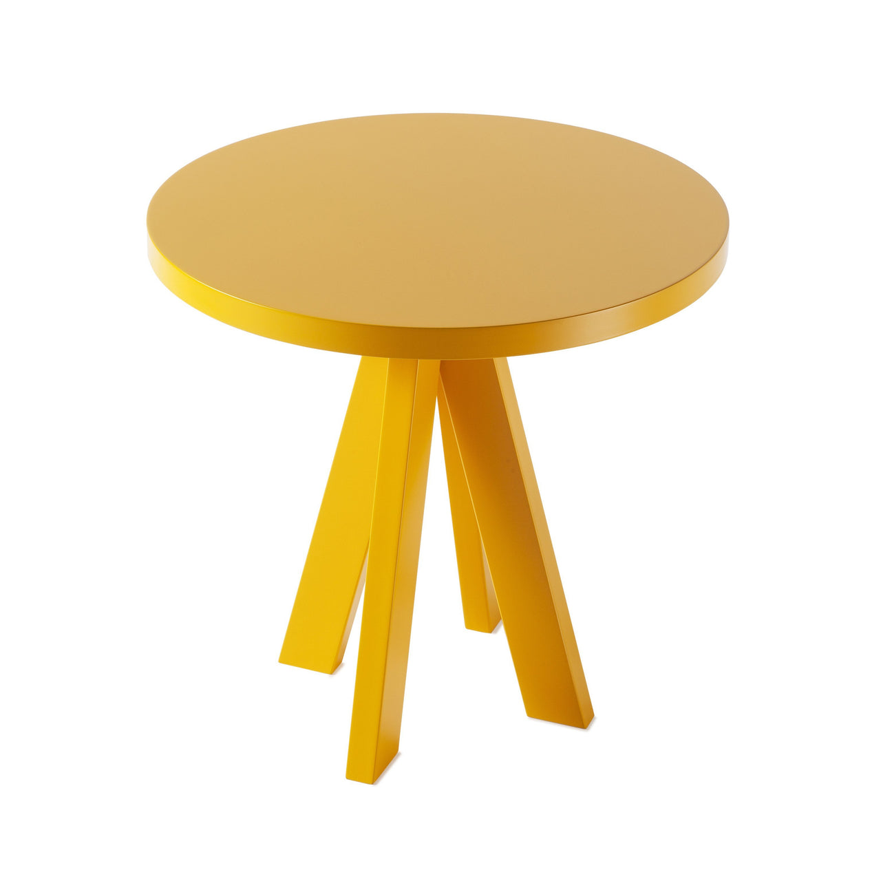 A.ngelo Coffee Table: Signal Yellow