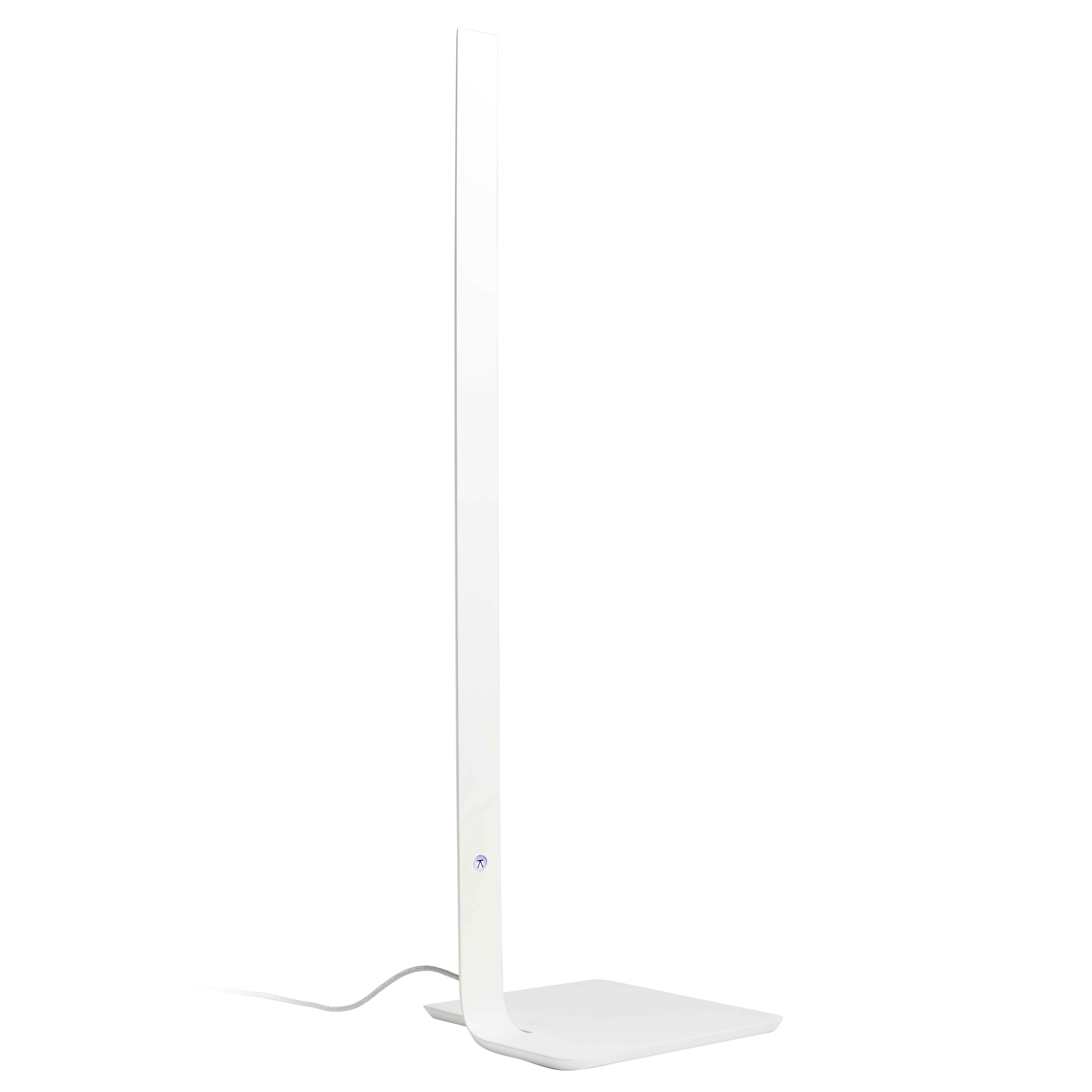 Up Table Lamp: White