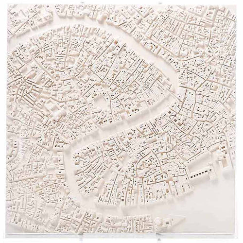 Venice Cityscape Architectural Model