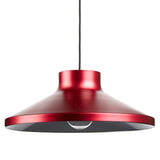 VGP1 Pendant Light: Red + Grey