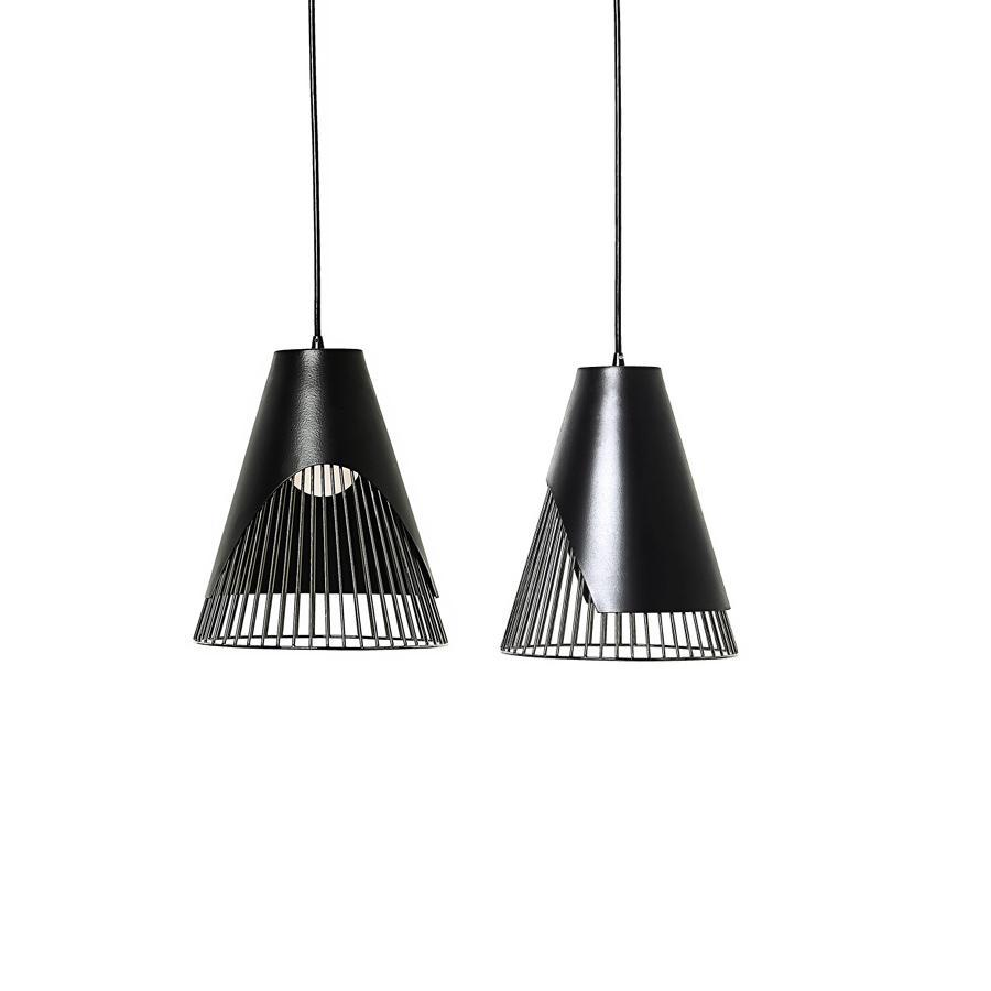 Conic Section Pendant Light: Hyperbola