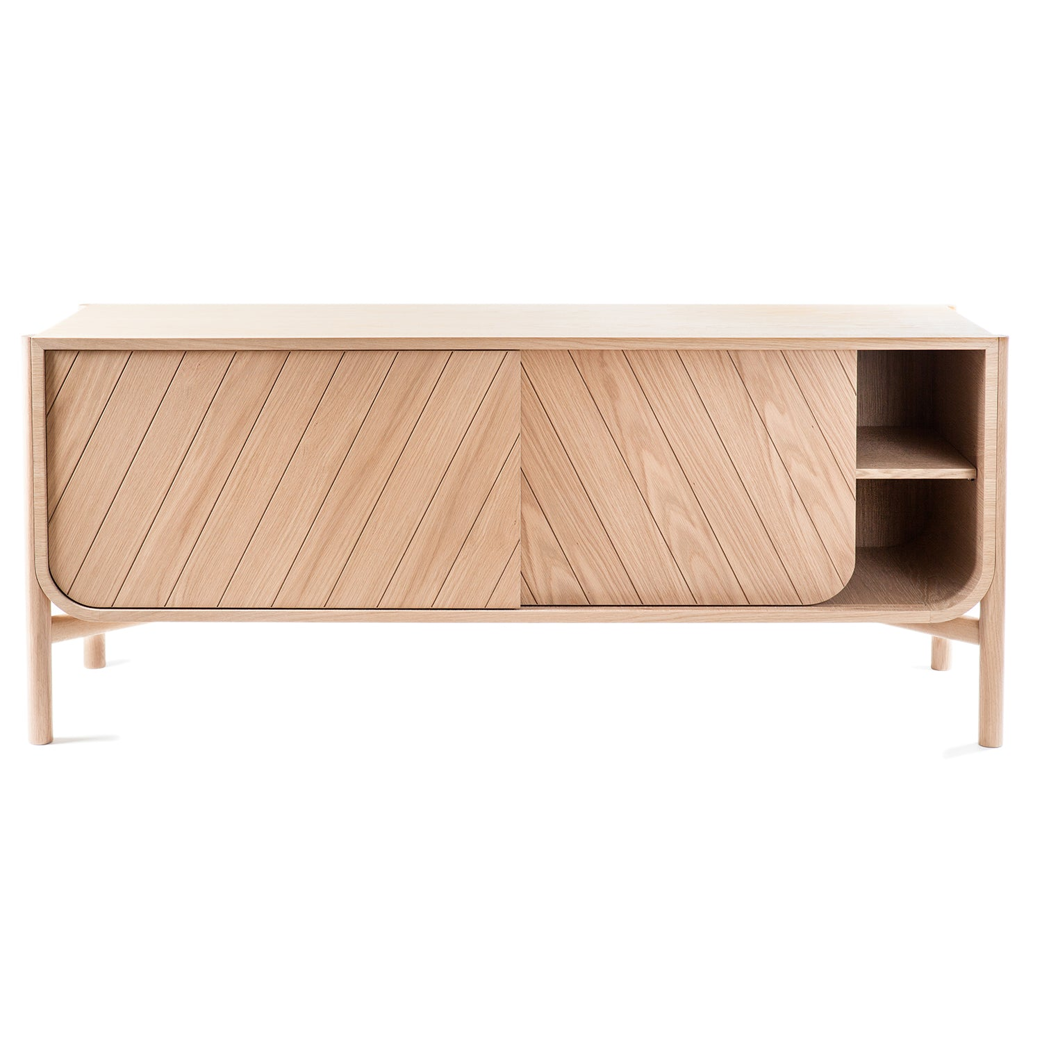 Marius Sideboard: Natural Oak