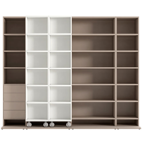 Literatura Classic Shelving System