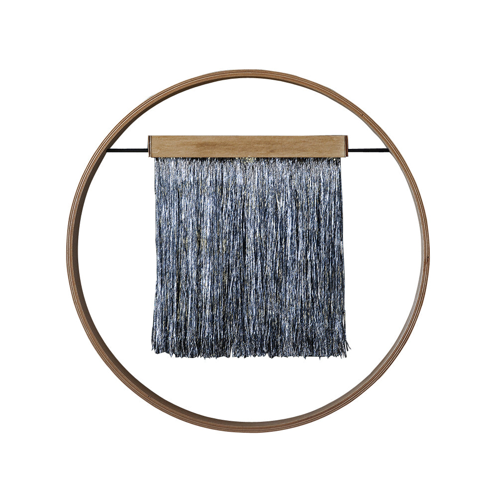 SixZero Metallic Wall Hanging