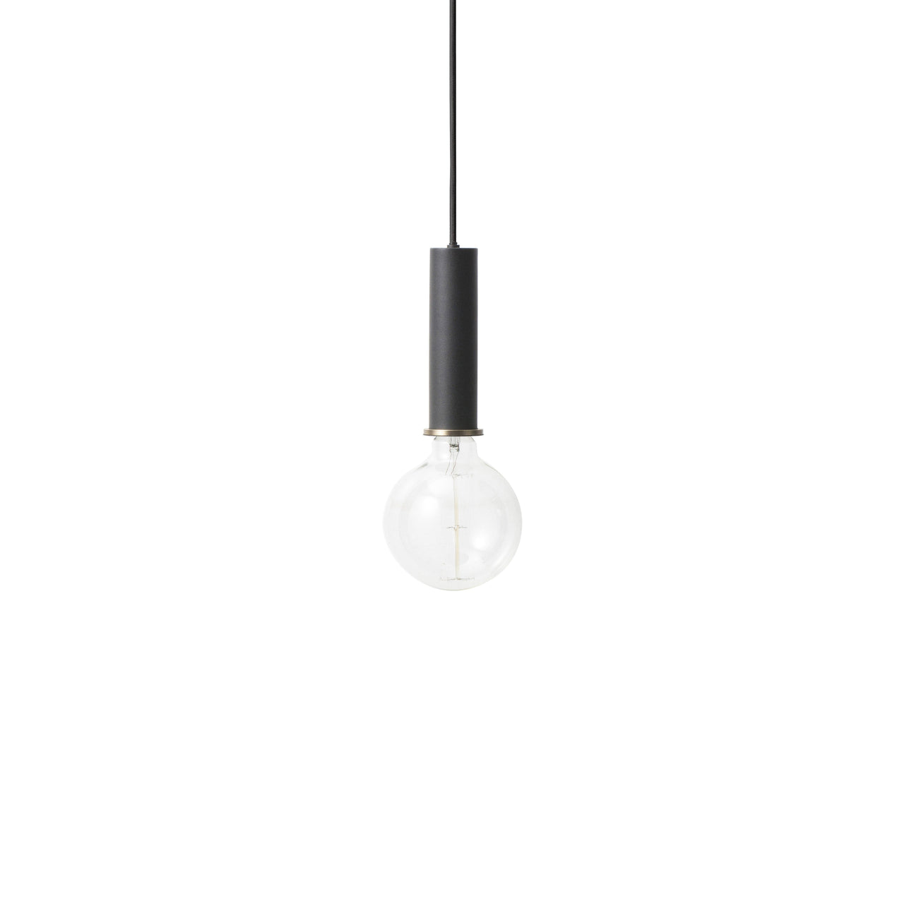 Collect Lighting: Pendant + High + Black