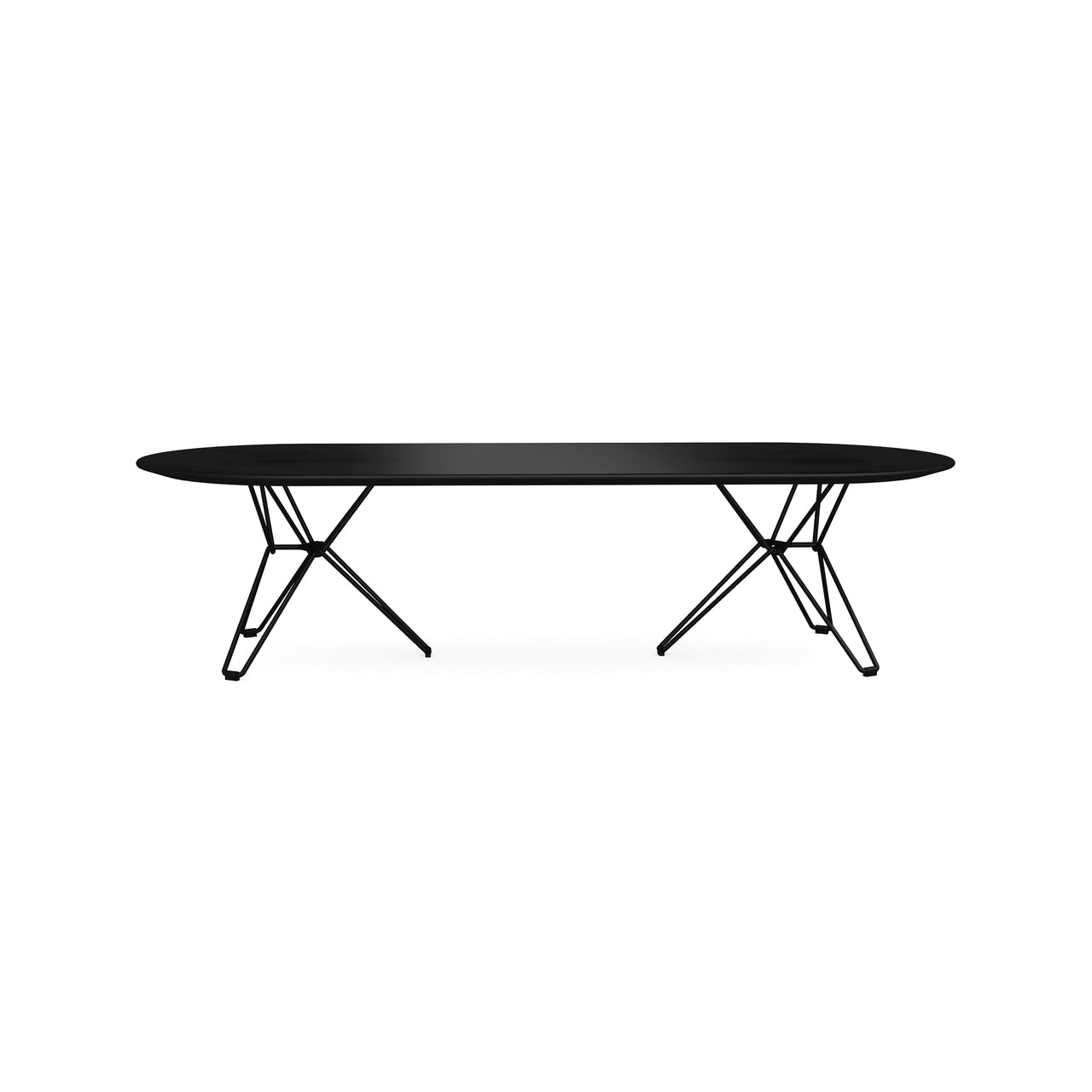 Tio Oval Coffee Table