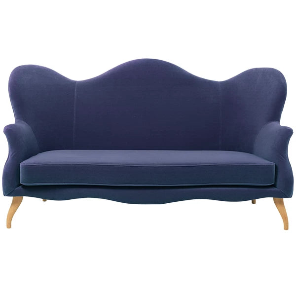 Bonaparte Sofa: Oak
