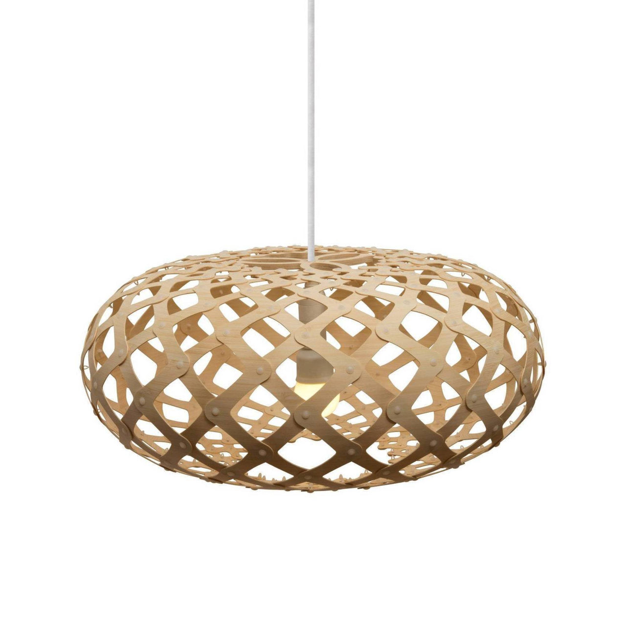 Kina Pendant Light: 600 + Natural