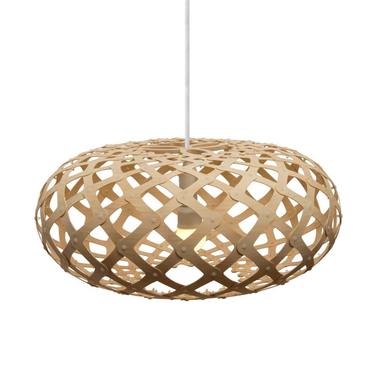 Kina Pendant Light: 800 + Natural