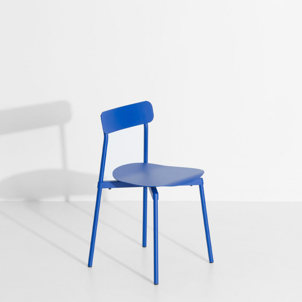 Fromme Chair: Blue