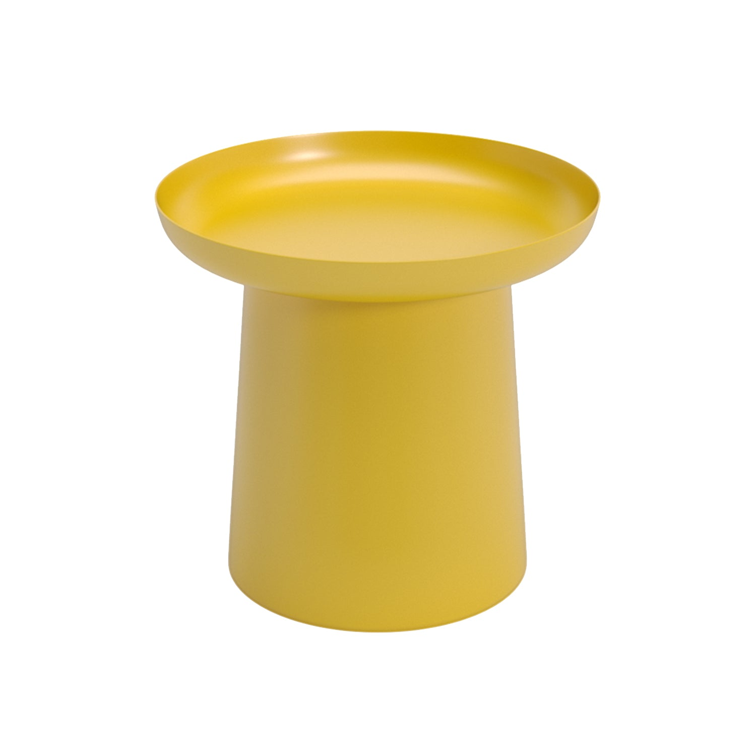 Musette Coffee + Side Table: Side Table + Golden Yellow