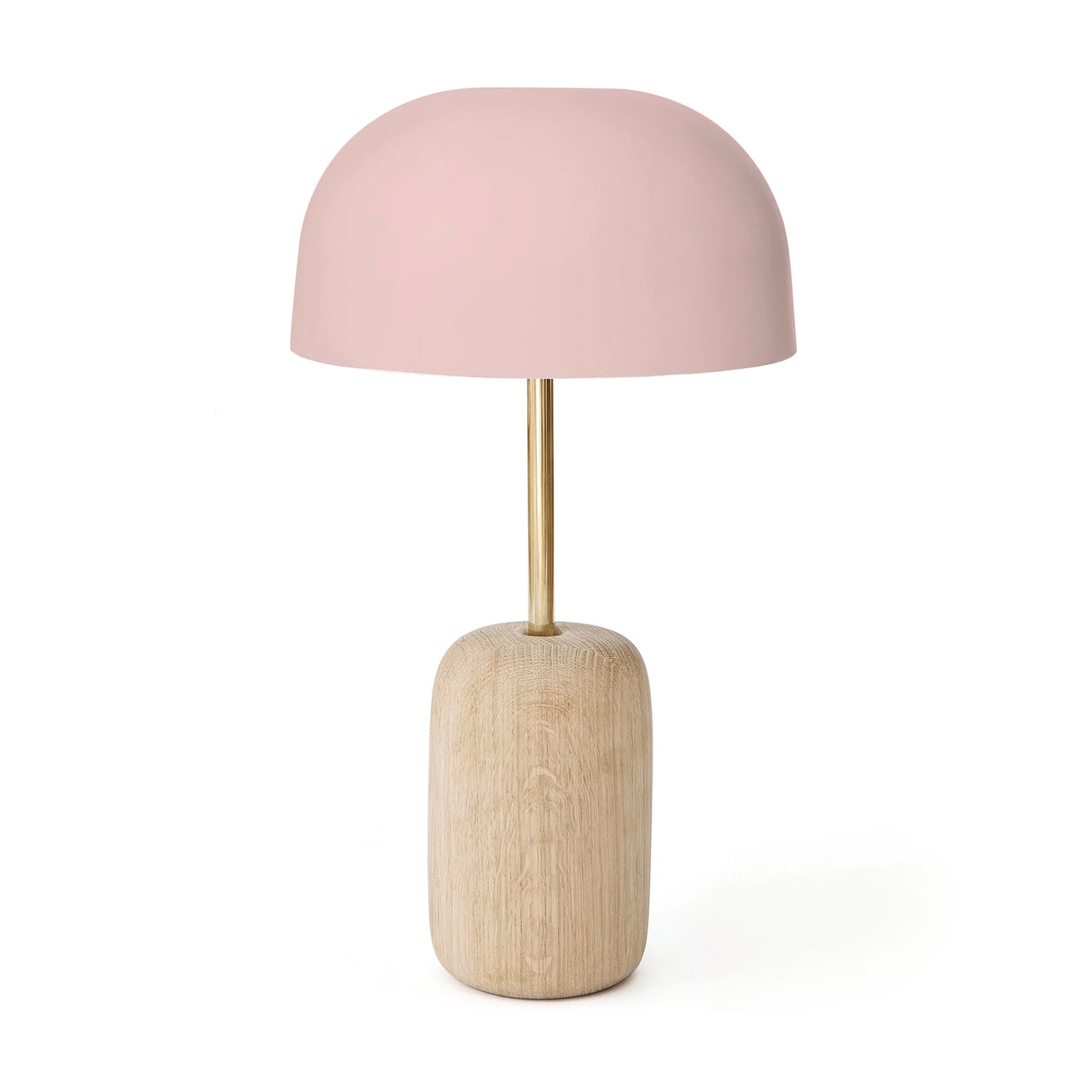 Nina Table Lamp: Pink