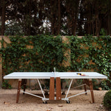 RS#Folding Ping-Pong Table