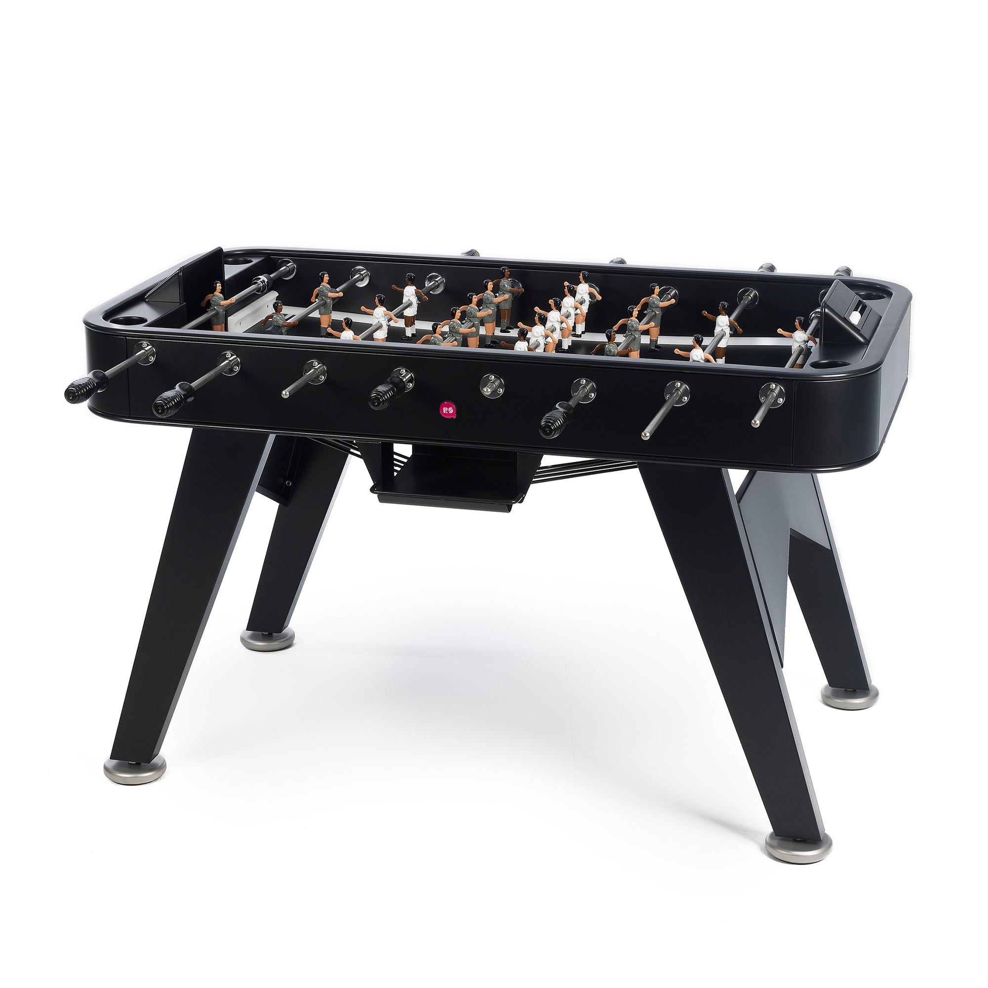RS2 Foosball Table Outdoor: Black
