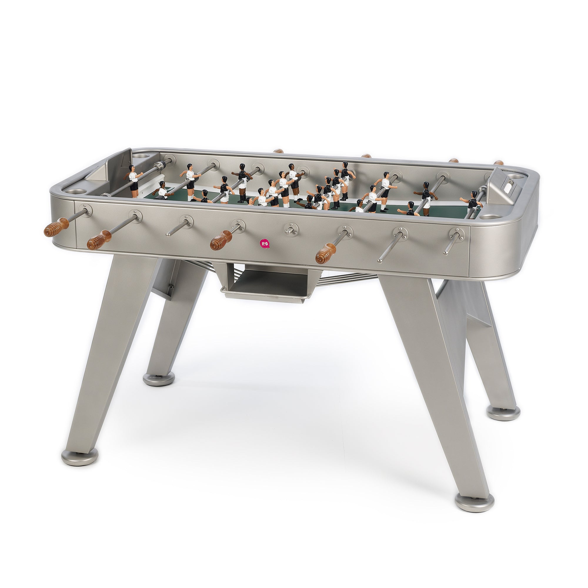 RS2 Foosball Table Outdoor: Inox
