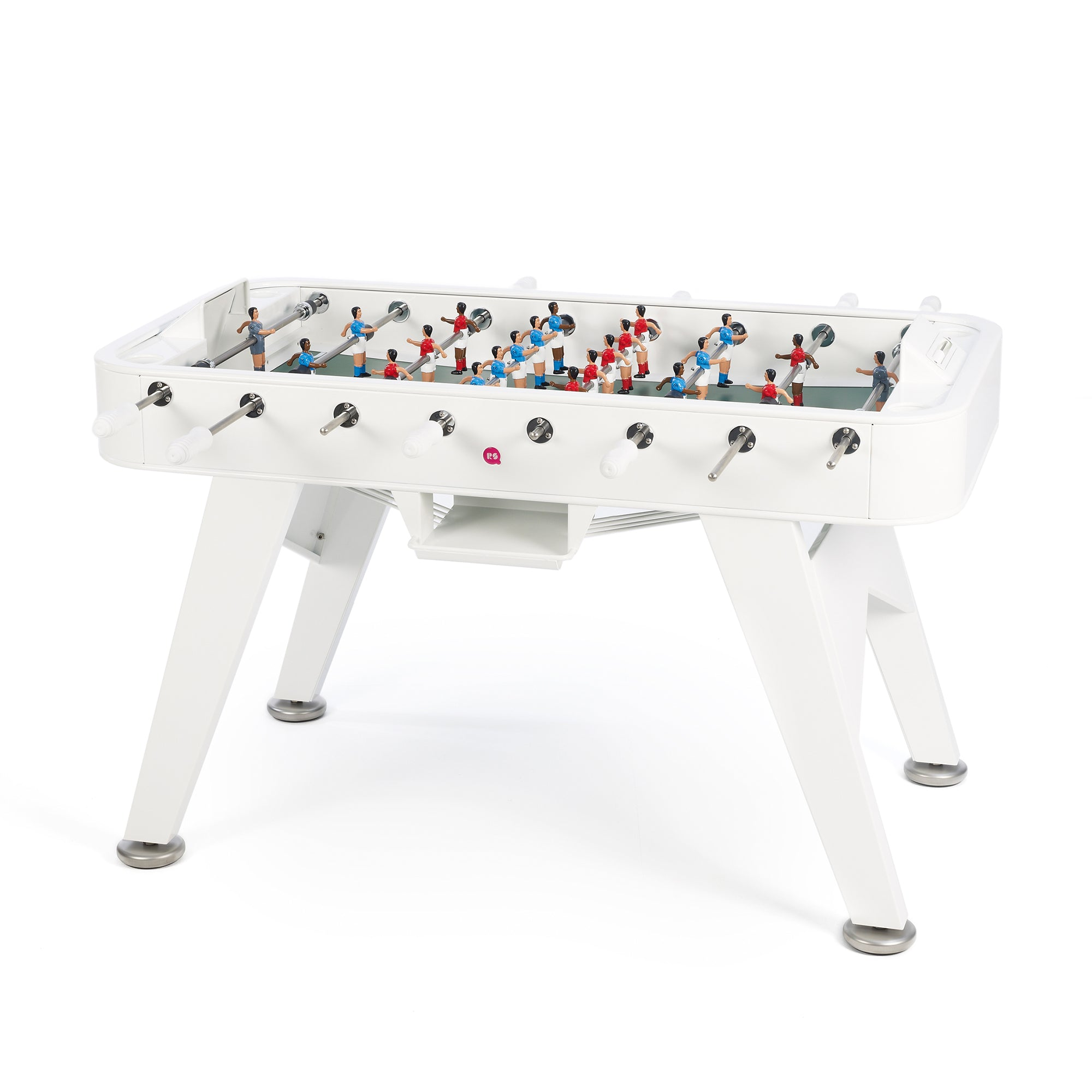 RS2 Foosball Table Outdoor: White