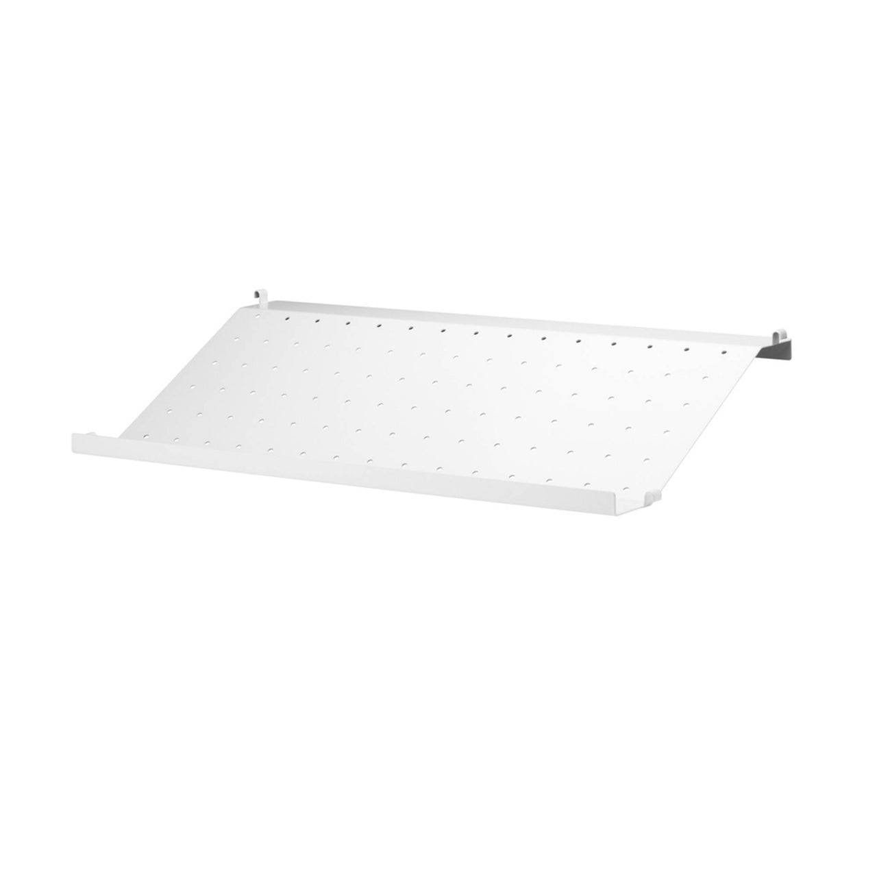 String System: Shoe Shelf + 58 x 30 cm + White